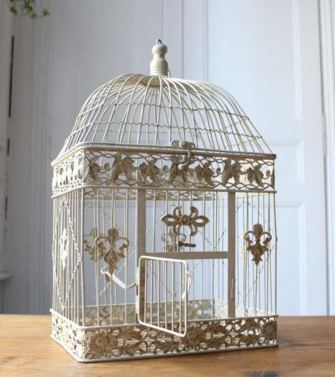Cage à Oiseaux Urne
